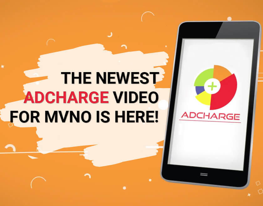 The newest AdCharge video for how your MVNO can grow with us!