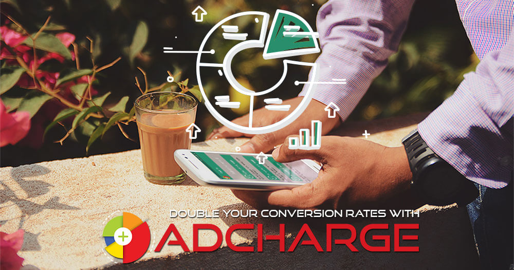 Double the effectiveness of your advertising campaigns with AdCharge