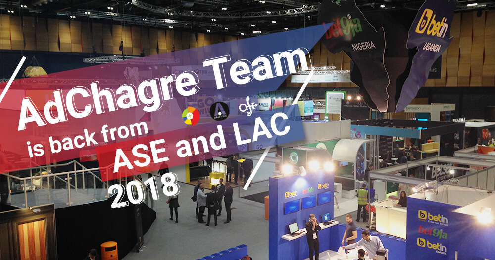 AdCharge Team just got back from ASE and LAC 2018