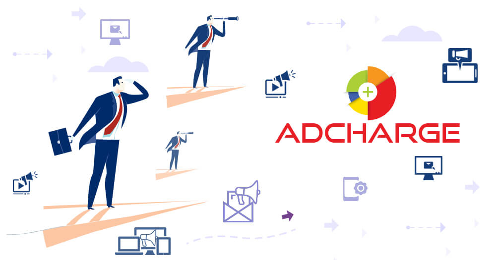 AdCharge media platform – guaranteed views with high CTR