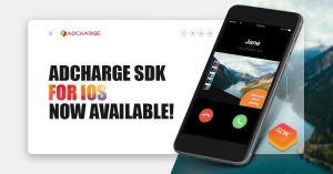 AdCharge SDK for iOS now available!