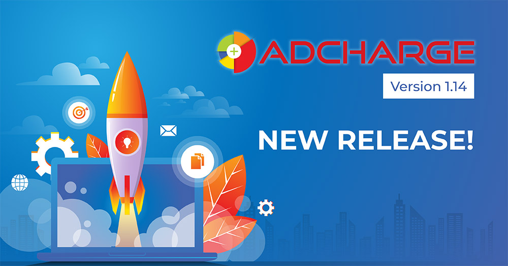 AdCharge new release - version 1.14